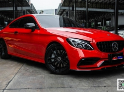 MERCEDES-BENZ C-CLASS C43 AMG COUPE ปี 2018